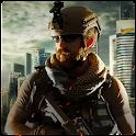 Commando Urban Strike icon