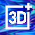 3D Live wallpaper - 4K&HD, 2019 best 3D wallpaper icon