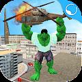 Superhero Monster Battle-Ultimate Future Fighting