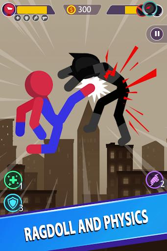 Stickman Battle filehippodl screenshot 4