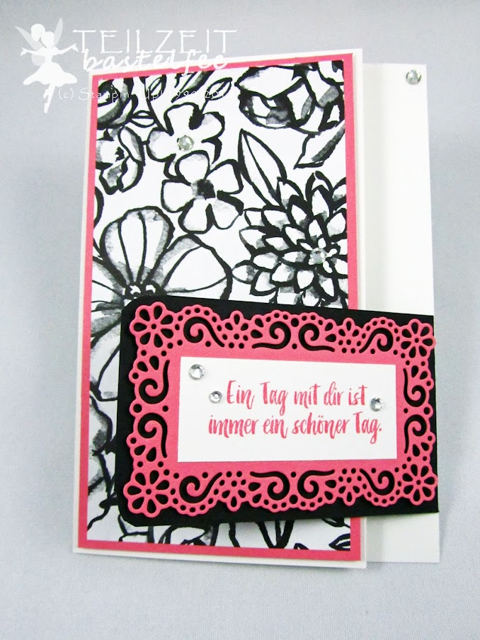 Stampin' Up! - Inkspire_me, Challenge, Muttertag, Mother's Day, Flamingo-Fantasie, Fabulous Flamingo