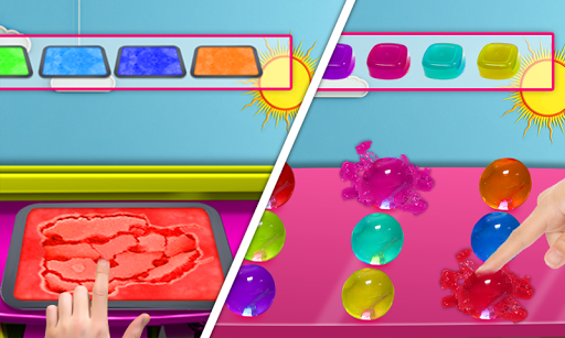 DIY Makeup Slime Maker! Super Slime Simulations screenshot 24