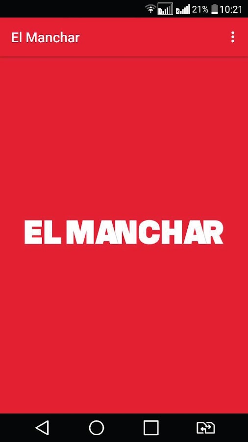 El Manchar- screenshot