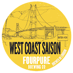 Fourpure West Coast Saison