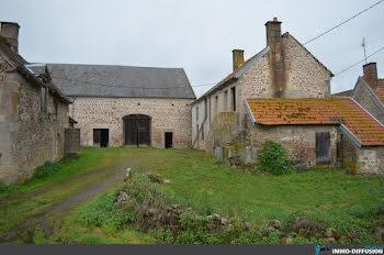 maison à Toulx-Sainte-Croix (23)
