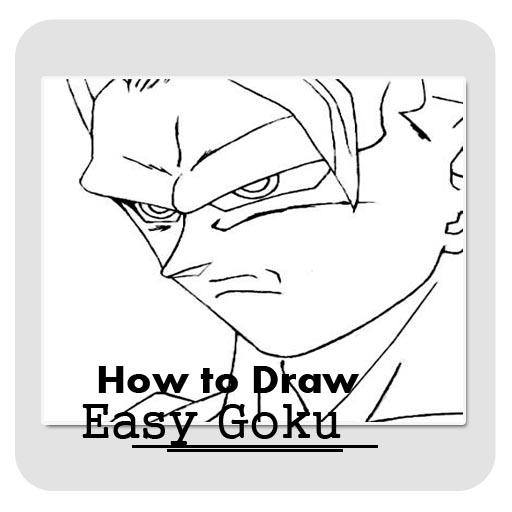 How to Draw Easy Goku