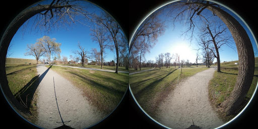 VR videos 360u00b0 1.3 10