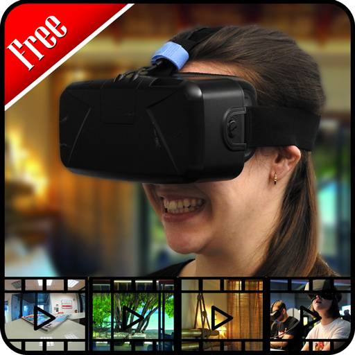 3D・VRビデオプレーヤーHD 遊戲 App LOGO-硬是要APP