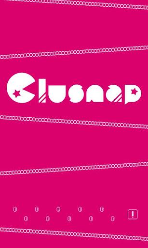 Clusnap: ゲームに特化したSNS
