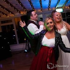 Wedding photographer Stuart Brown (discophoto). Photo of 08.03.2019