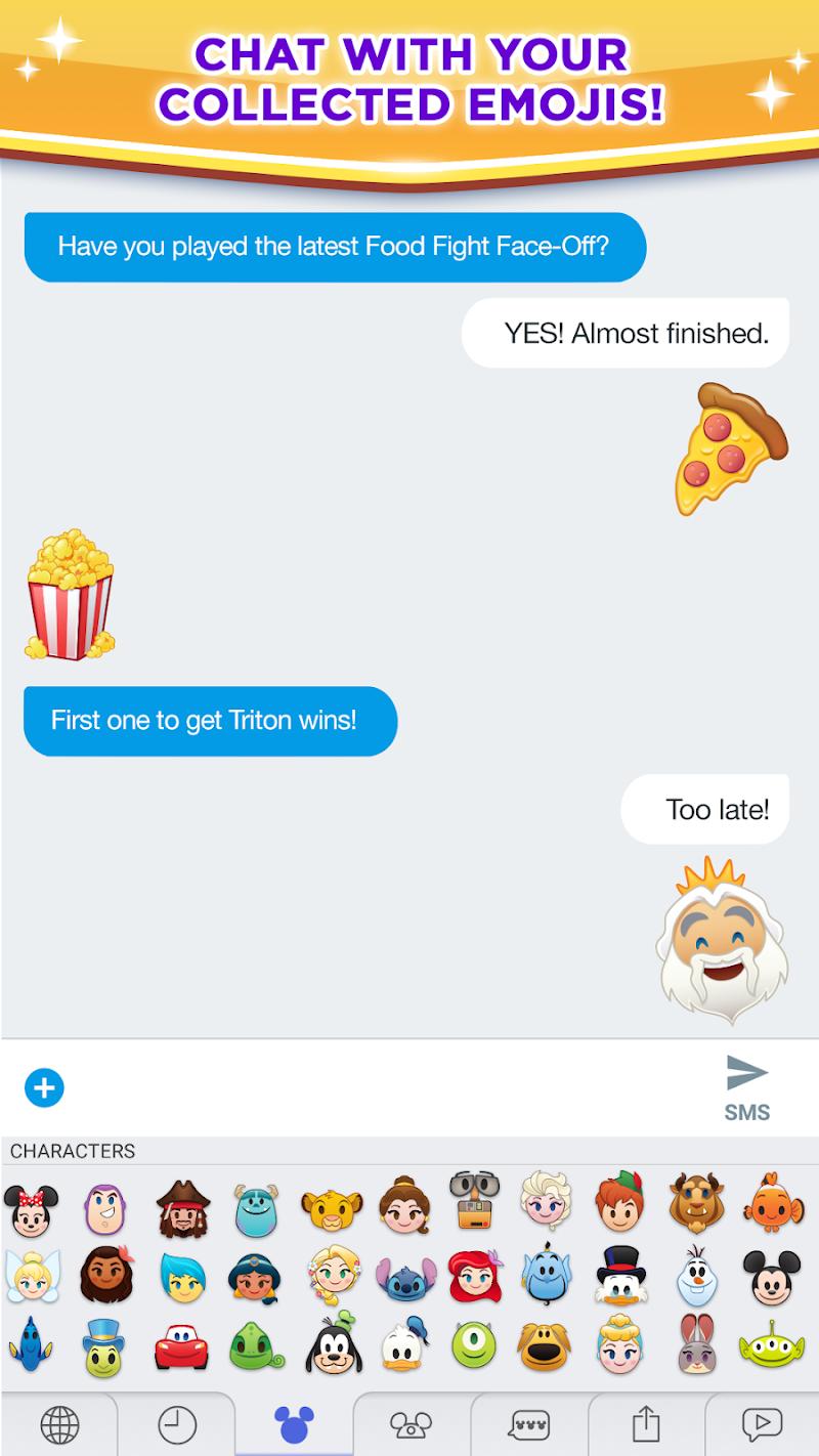 Disney Emoji Blitz Screenshot 10