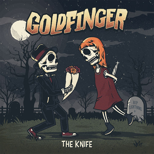 The Knife - Goldfinger