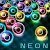 Magnetic balls: glowing neon HD file APK for Gaming PC/PS3/PS4 Smart TV