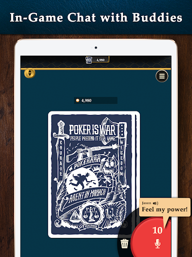 Pokerrrr2: Poker with Buddies - Multiplayer Poker 3.8.10 screenshots 9