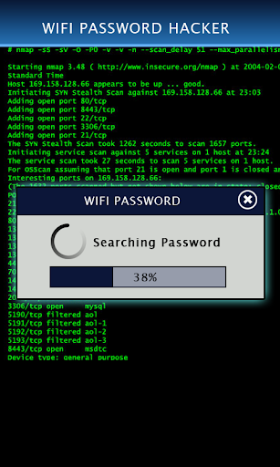 WiFi Password Hacker(Prank) 1.10 screenshots 5