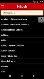 MHSAA - Mobile- screenshot thumbnail