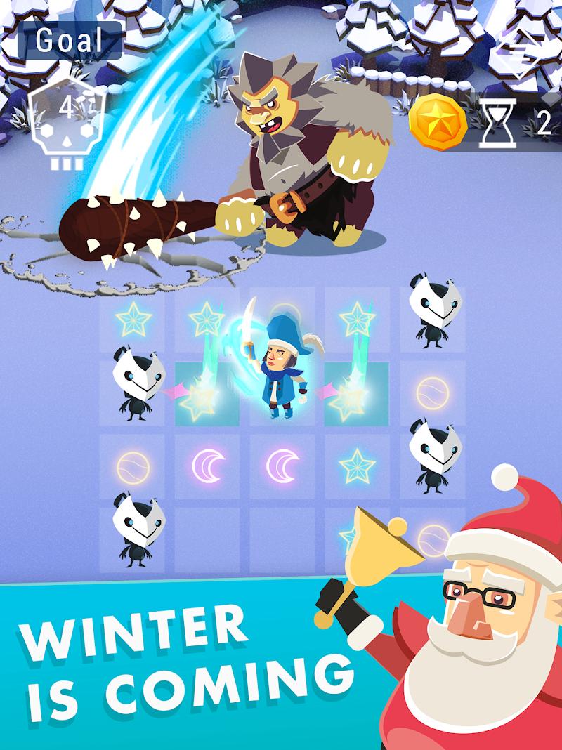 Starbeard - Intergalactic Roguelike puzzle game Screenshot 6
