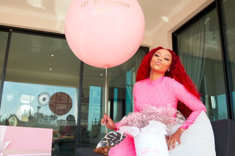 The entertainment industry is putty in Bonang Matheba's hands - TimesLIVE