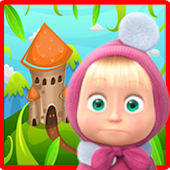 Sweet Masha & Bear Game