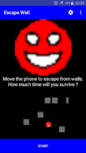 Escape Wall - náhled
