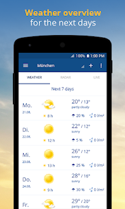 wetter.com – Weather and Radar – Mod APK Latest Version 2