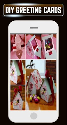 Greeting Card DIY Ideas Home Craft Design Tutorialのおすすめ画像4
