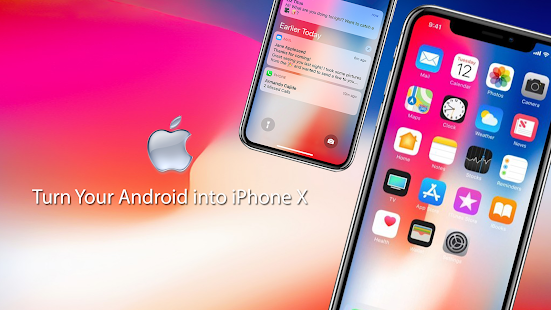 App Phone X Launcher & Phone 8 Launcher & Lock Screen APK for Windows Phone