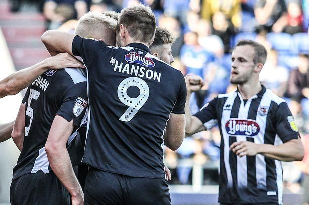 Grimsby Town player ratings from 2-2 draw against Oldham Athletic ...