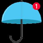 Previsão do tempo - em tempo real 2019 icon