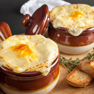 The Best Vegetarian French Onion Soup
