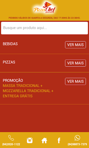 Pizza Chef Gourmet
