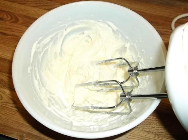 Add 1 cup thawed whipped topping (such as Cool Whip) and 1/2 teaspoon lemon...