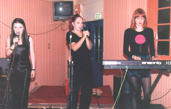 Photo: Blood Party - live at the Normanby 1995