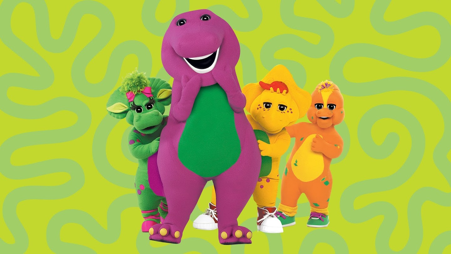 Watch Barney & Friends live