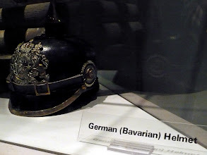 Photo: World War I relic.