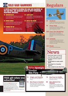 FlyPast Magazine- screenshot thumbnail