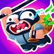 Rubber Robbers - 失われた宝のロープレイダース - Androidアプリ