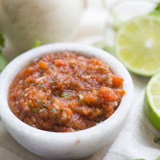 Best Restaurant Style Salsa.