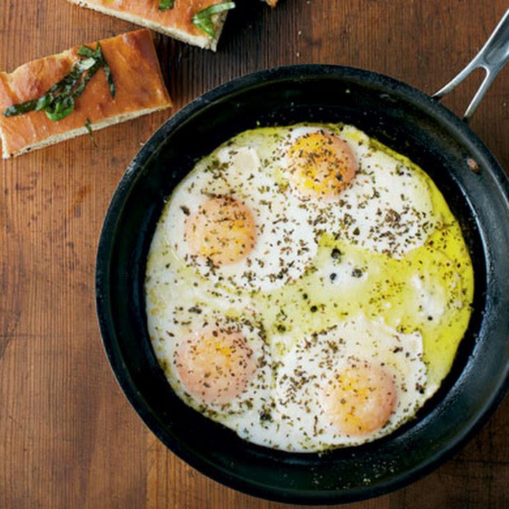 Oregano Eggs (Uova All'Origano) Recipe
