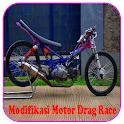 Modifikasi Motor Drag Race icon