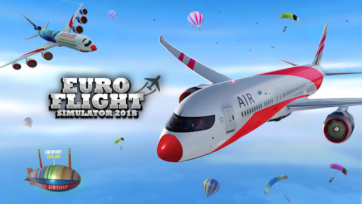 Airplane Simulator 2018 2.6 screenshots 1