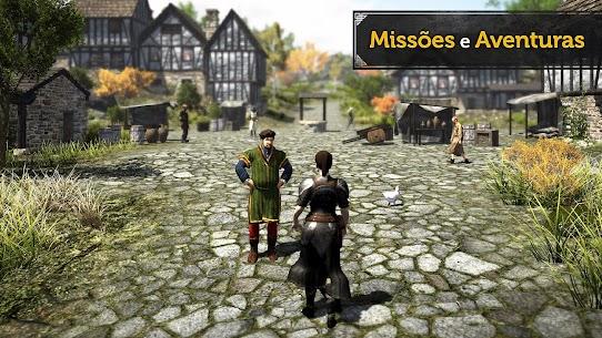 Evil Lands: Online Action RPG Apk Mod (Skill Infinita + Free Upgrade) 4