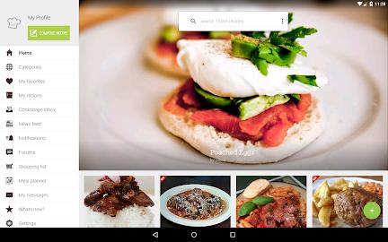 Allthecooks Recipes Screenshot 1