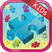 12 Puzzle Jigsaw for Kids Love