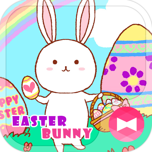 Cute Theme-Easter Bunny- Icon