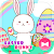 Cute Theme-Easter Bunny- file APK for Gaming PC/PS3/PS4 Smart TV