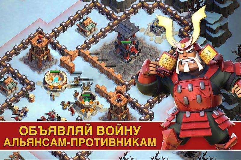Скриншот Samurai Siege