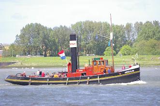 Photo: Vaardag sleepboothaven Maassluis 12-5-2012 Foto: A. de Krieger