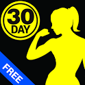30 Day Toned Arms Trainer Free icon