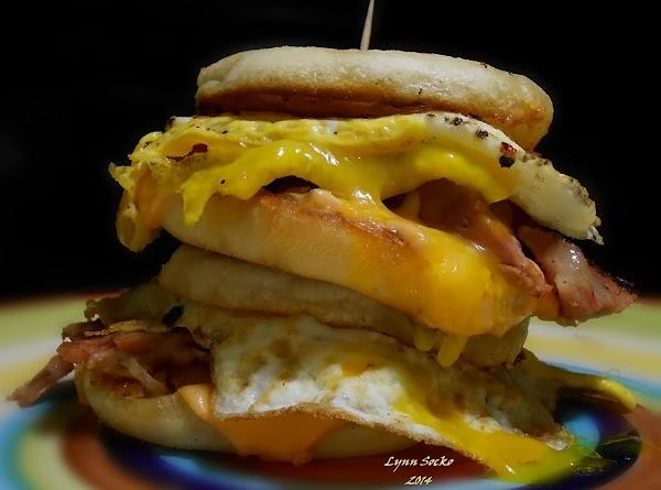 My Ham And Egg Mcmufflynn Recipe
